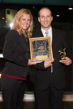 Bruce's Award