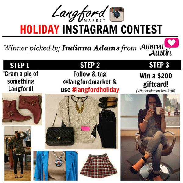 Contest marketing on Instagram