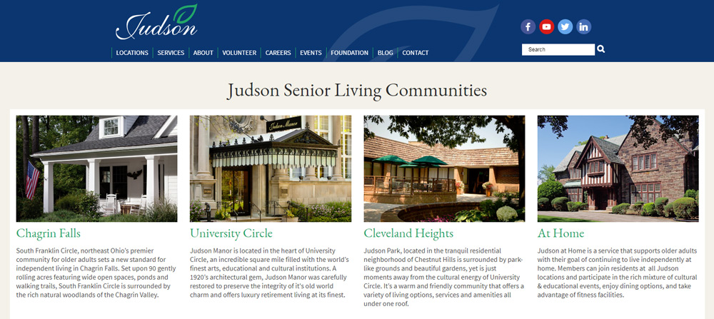 Judson Senior Living