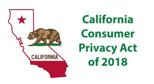 California Consumer Protection Act of 2018