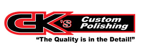 GKs Custom Polishing Logo