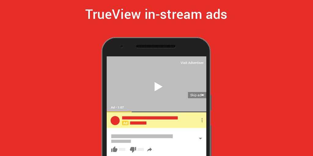 in-stream ads 2017
